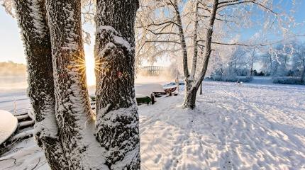 Oulu -30°C | Maisemakuvaus
